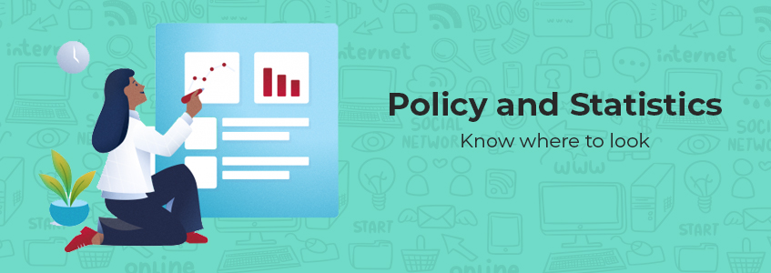 Policy and Statistics: Know where to look